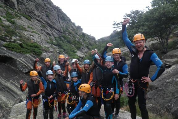 Canyoning - Canyoning en famille & canyoning d'Initiation